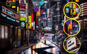 Những Easter Eggs xuất hiện trong poster 'Pokemon: Detective Pikachu'