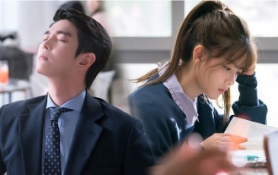 Beautiful pictures of Kim Yoo Jung - Yoon Kyun Sang In the first two episode 'Clean With Passion For Now'