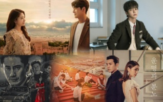 Korean Drama in December: Hyun Bin, Park Shin Hye and Yoo Seung Ho's movies are expected