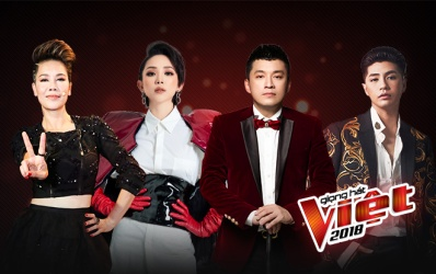 Với quy định không phát sóng trực tiếp, The Voice là chương trình 'sống sót' duy nhất trong hàng dài cuộc thi hát 'mắc cạn'