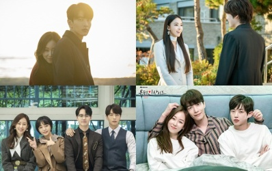 'The Beauty Inside': Before the end, look at Lee Min Ki's behind-the-scenes photos - Seo Hyun Jin and Ahn Jae Hyun