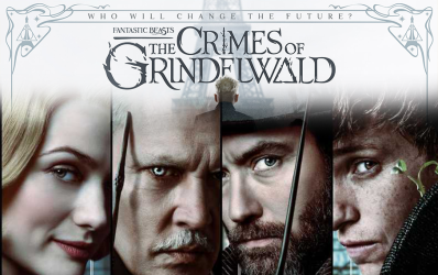 Chứng kiến thế giới Muggle lâm nguy trong 'Fantastic Beasts: The Crimes of Grindelwald'