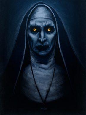 Một ác quỷ mạnh mẽ, dám thách thức đức tin và còn đeo thánh giá