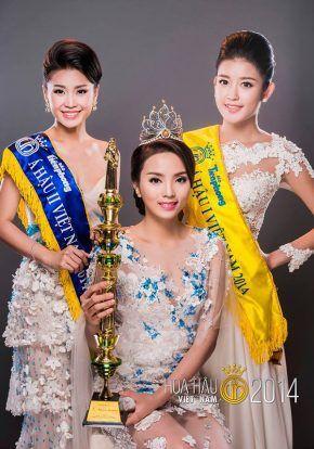 Diễm Trang trở thành Á hậu 2 cuộc thi Hoa hậu Việt Nam 2014. Năm