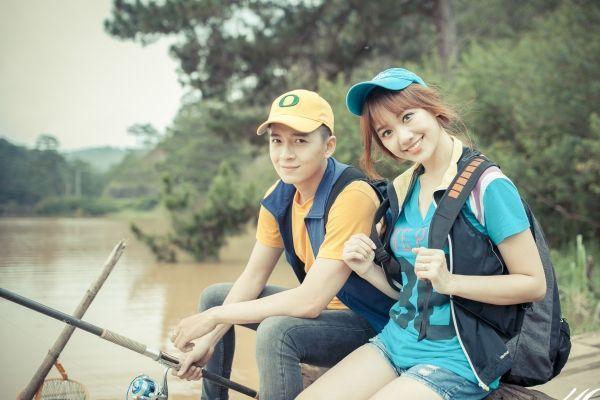 Bộ đôi nhí nhố Hari Won và Ngô Kiến Huy tái ngộ khán giả trong 49 Ngày phần  2