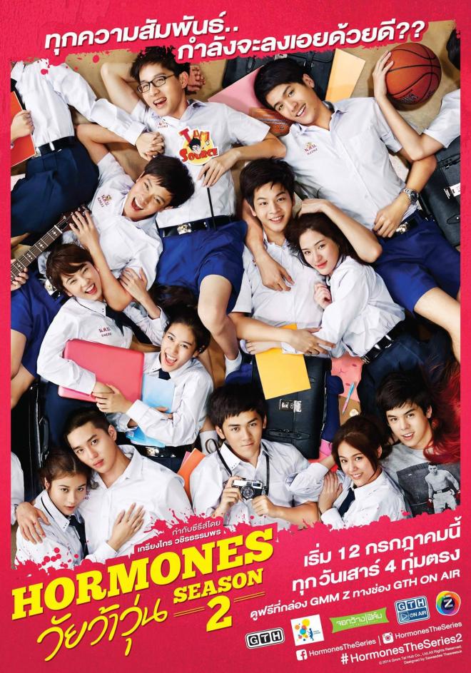 Những series phim Thái không chỉ nhiều, mà là rất nhiều trai xinh gái đẹp!