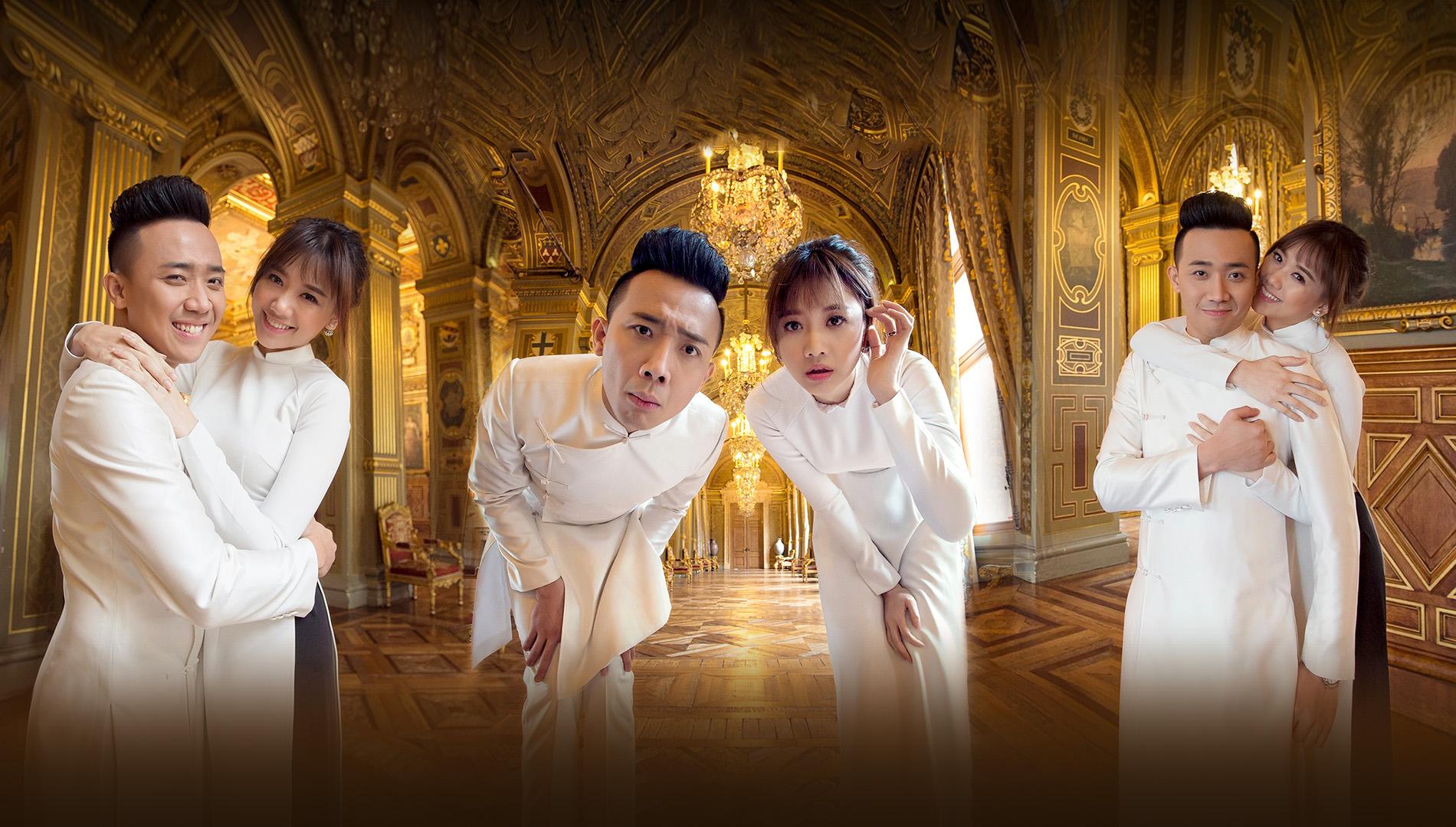 Hari Won năm đầu làm dâu: 'Ngày Tết đi diễn và ăn thôi, chưa phải làm nhiều'