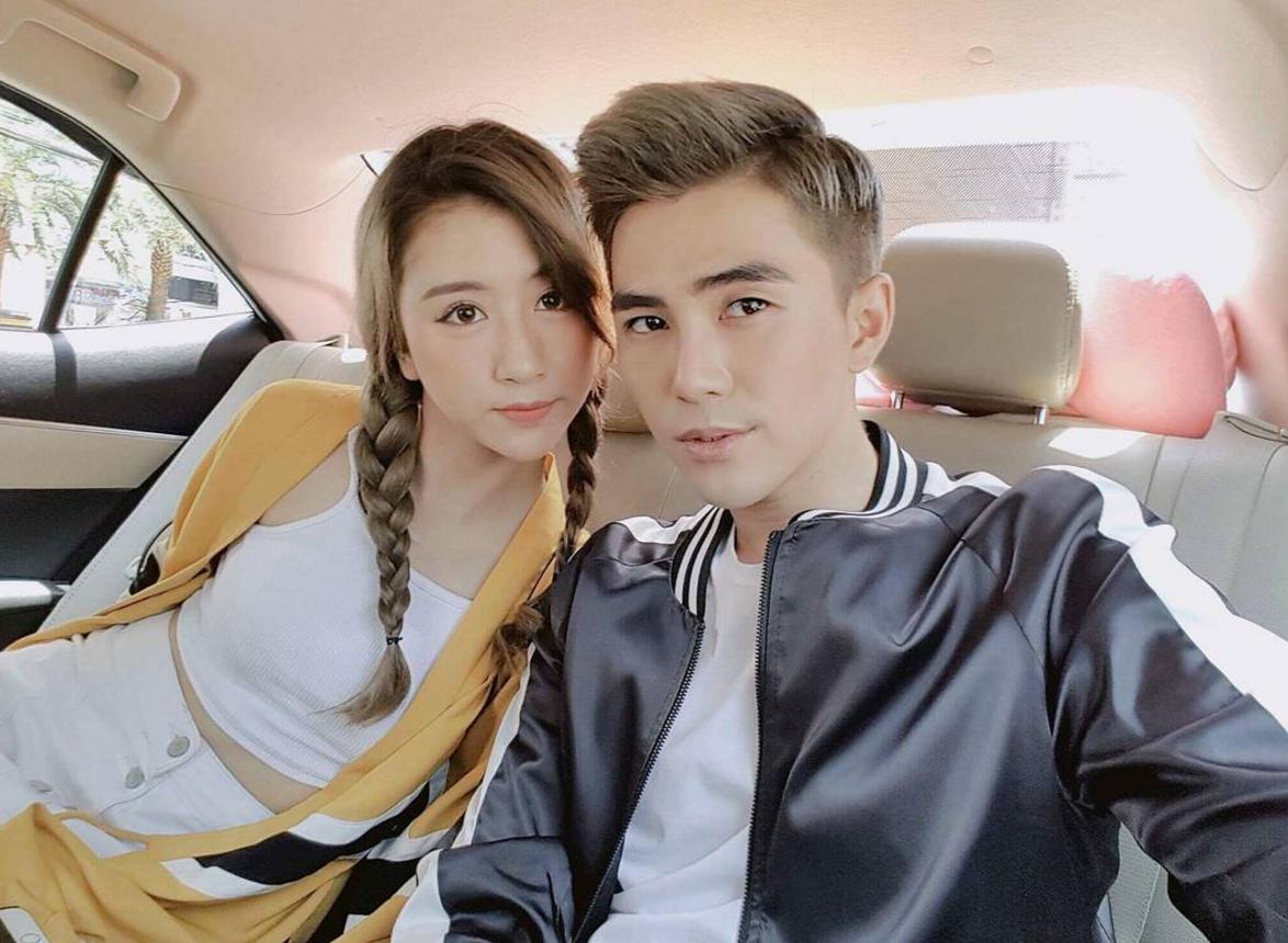 Quỳnh Anh Shyn và Will (365) từng là cặp đôi hot của showbiz Việt