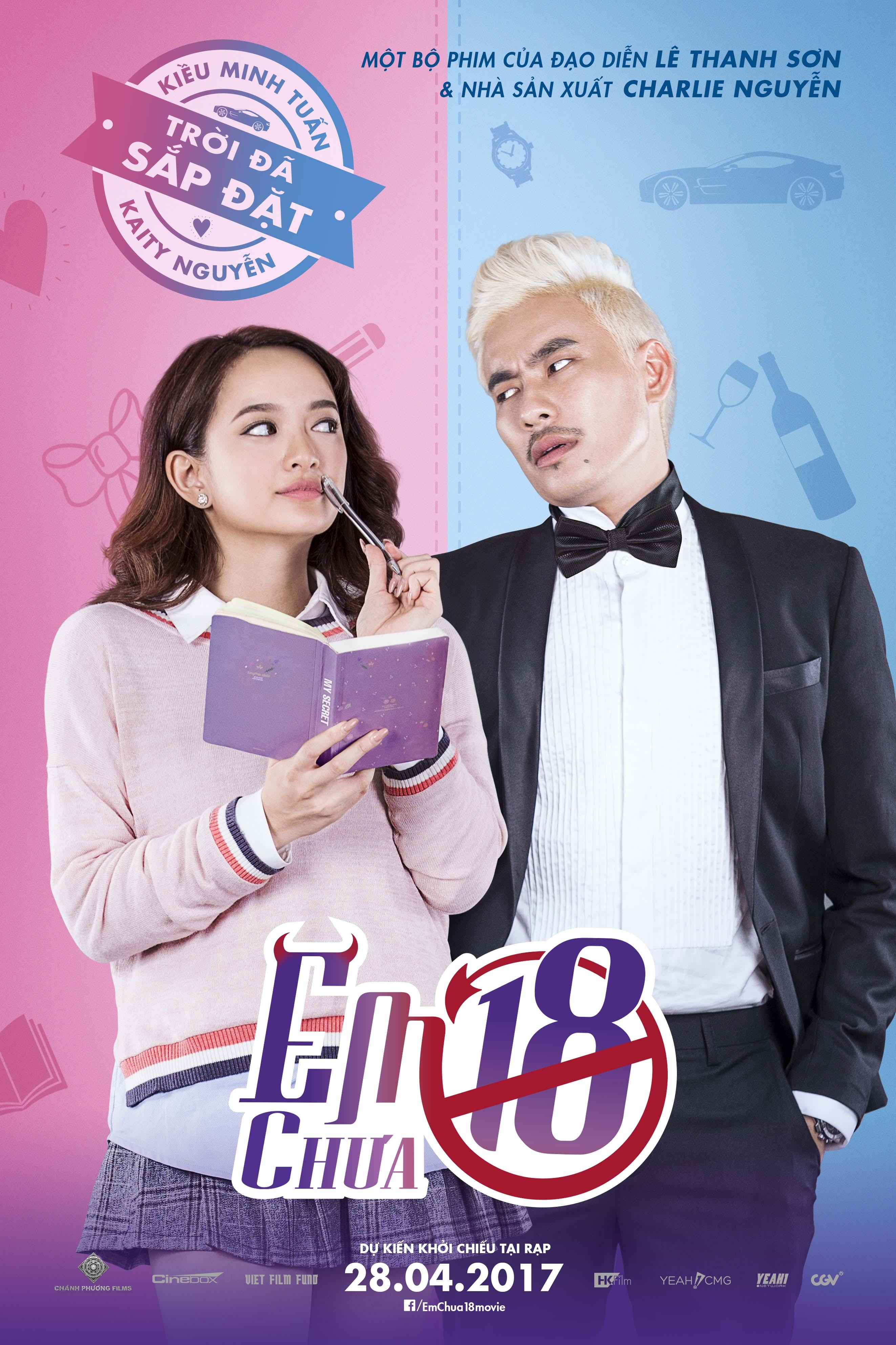 Phim mới của Will 365 và Châu Bùi bung lụa với dàn diễn viên triệu view