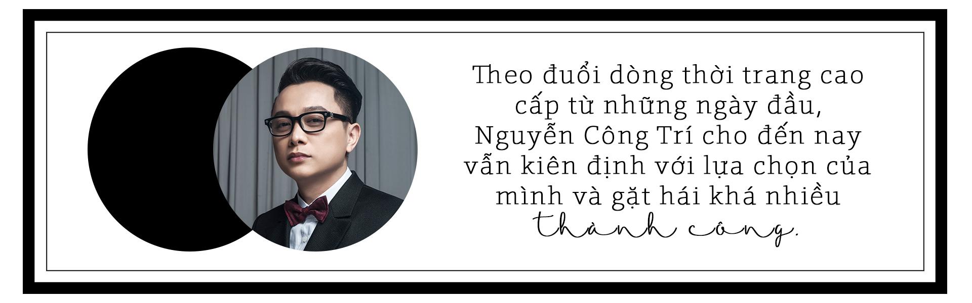 Công Trí: NTK Việt chưa khi nào lỗi thời!