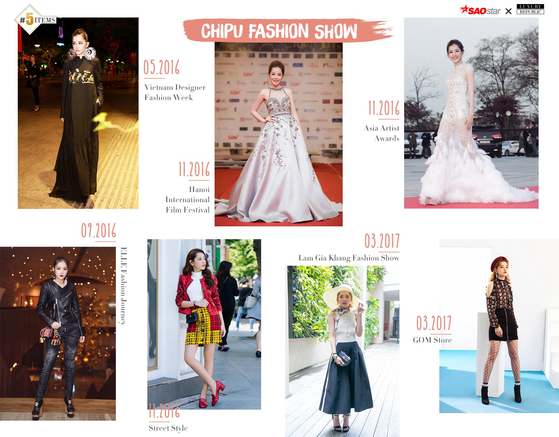 Thay đổi phong cách liên xoành xoạch, style Hàn đã là lựa chọn cuối cùng của ChiPu?