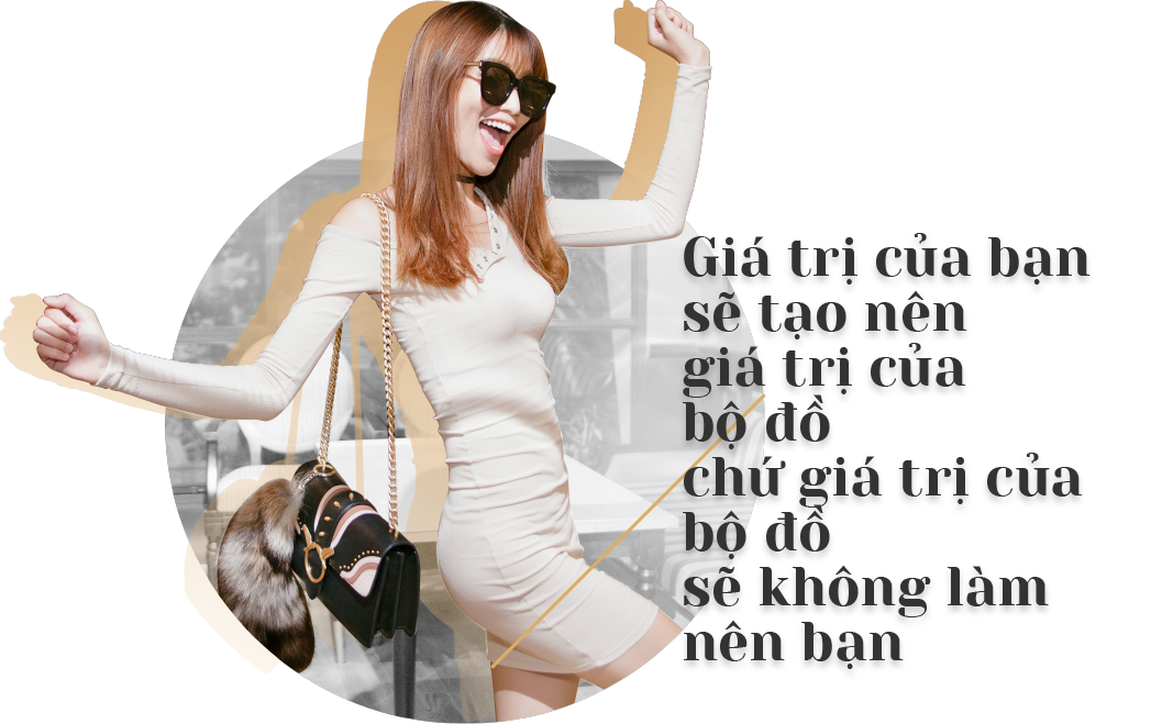 Quỳnh Châu: 'Gu thời trang trước đây của mình an toàn và chưa nổi bật'