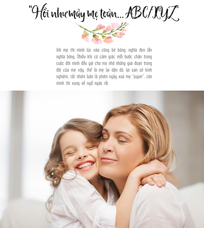 5 câu nói của mẹ đã theo ta lớn lên