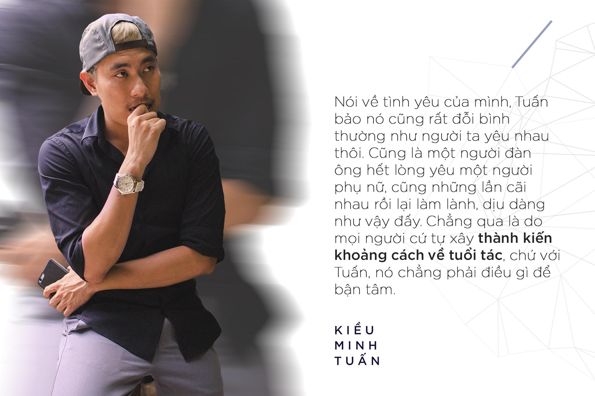 Kiều Minh Tuấn: 'Tôi chưa từng hối tiếc điều gì của tuổi trẻ, việc yêu Phượng lại càng không!'