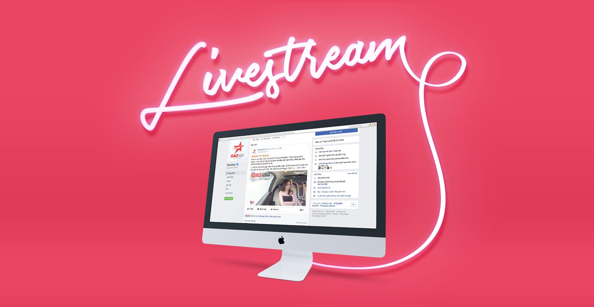 Báo giá Livestream
