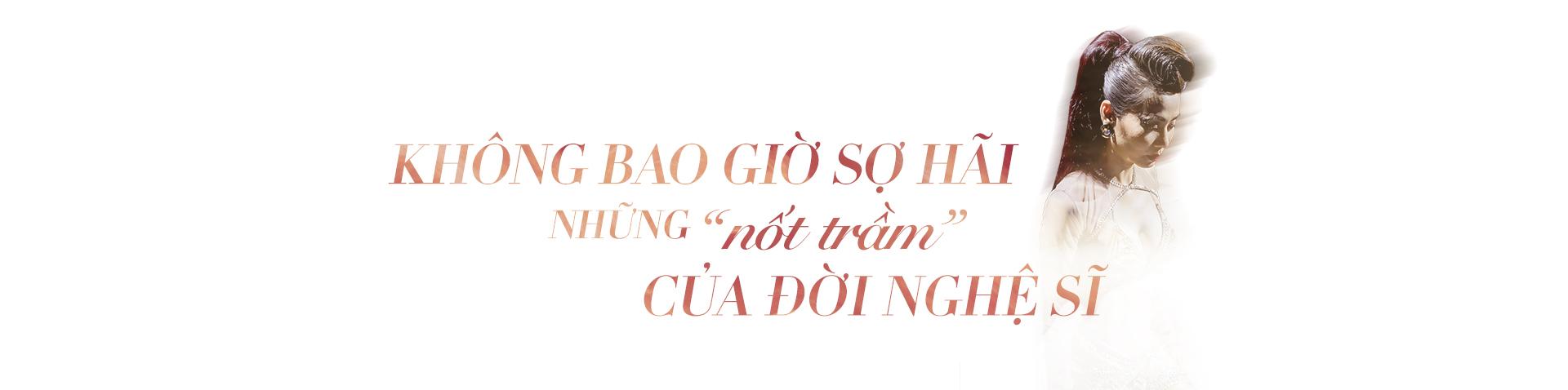 Thu Minh: 'Mệt mỏi hay khổ đau thì mình tôi chịu, không ai thấy được!'