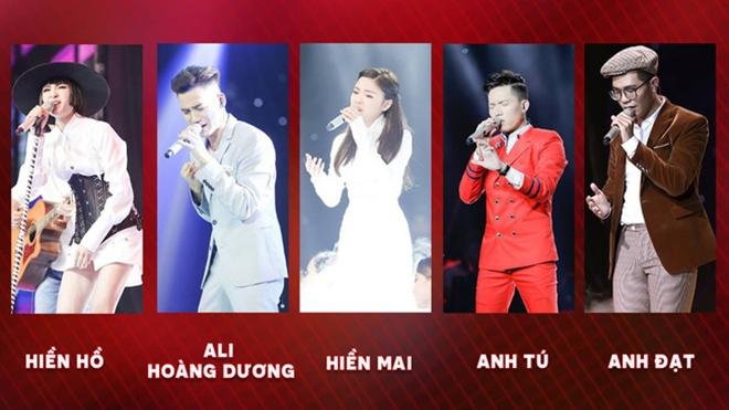 Ali Hoàng Dương - Trò cưng Thu Minh đăng quang Giọng hát Việt 2017