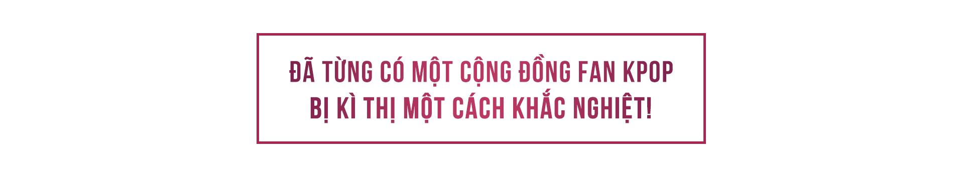 Sao Việt và fan Kpop: Mối 'nghiệt duyên' này vì sao nên nỗi?