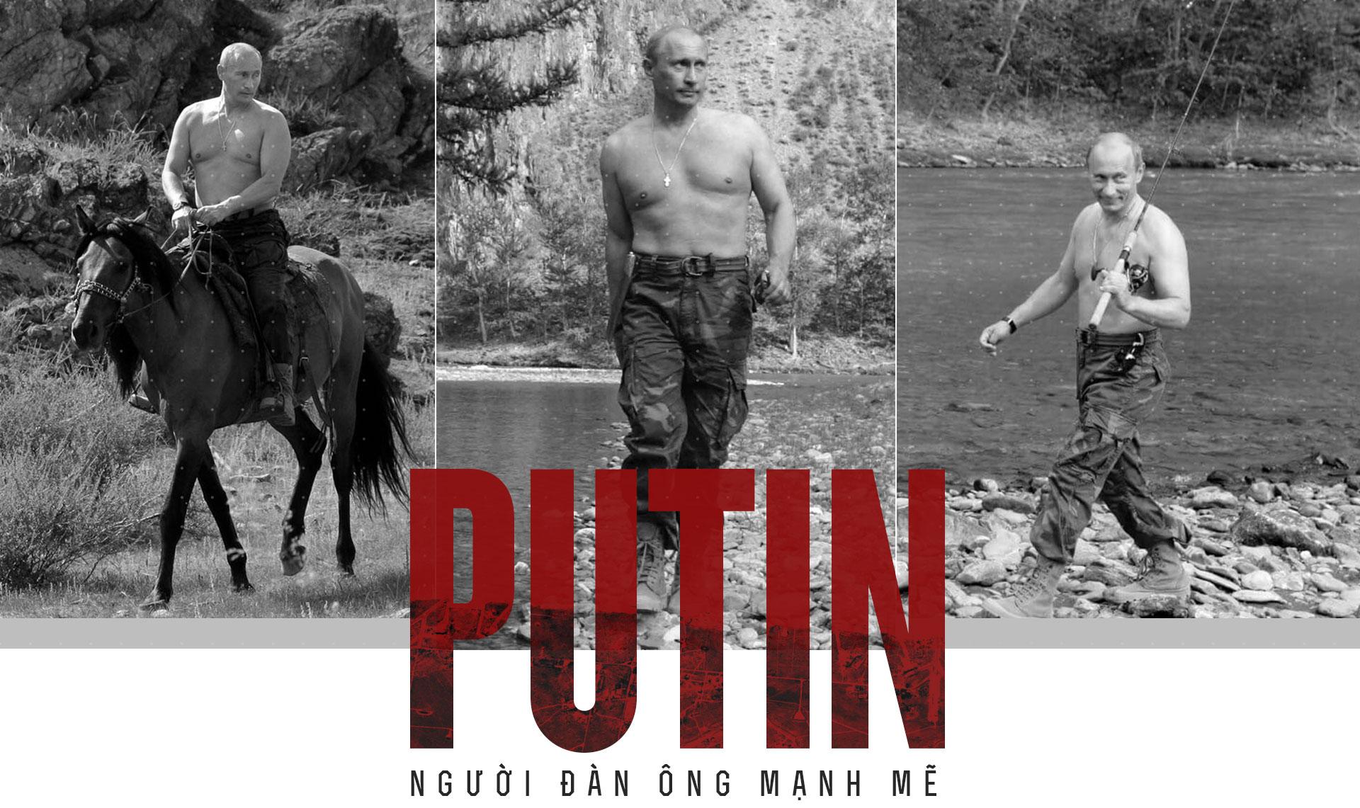 Tổng thống Putin: Những bí mật ngoài chính trường của một siêu anh hùng