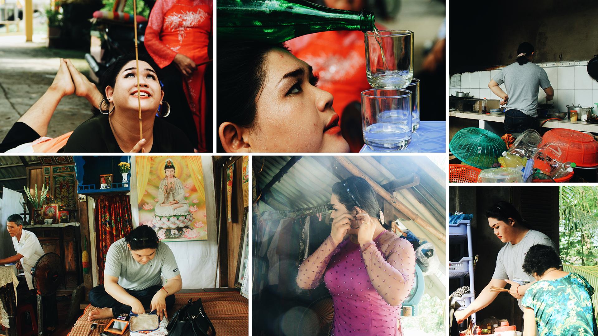 Chuyện đời của cô bóng Mong manh phần 2: 'Vẫn khao khát một tình yêu bình lặng'