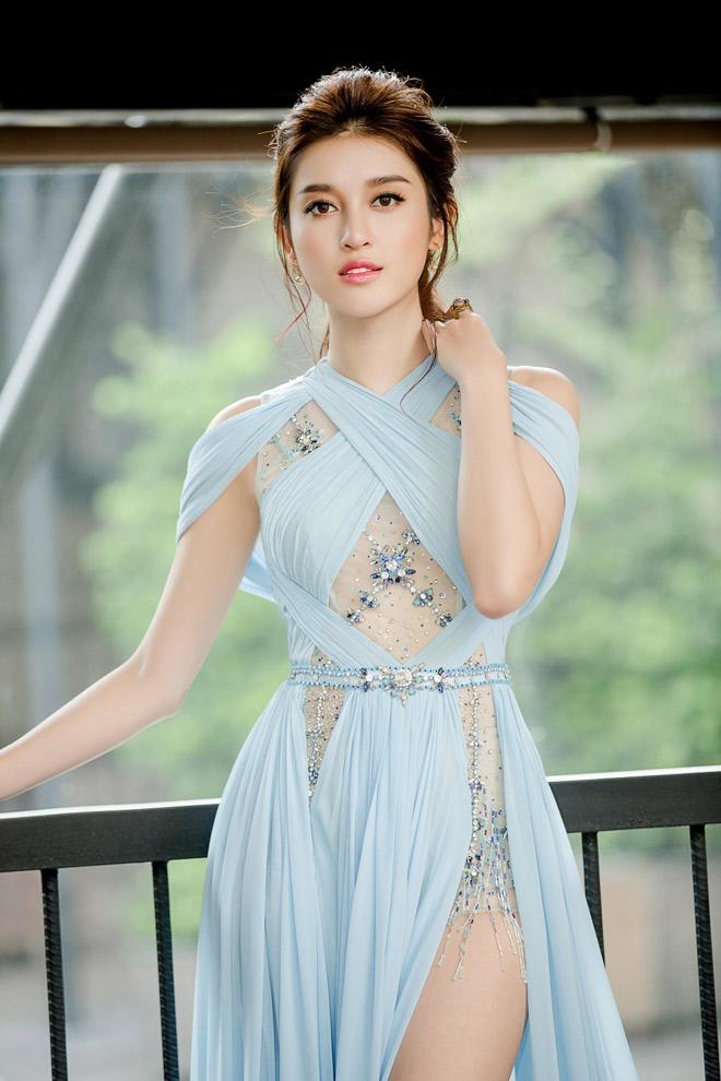 """Á hậu Huyền My - Đại diện Việt Nam tại """"Miss Grand International 2017"""""""