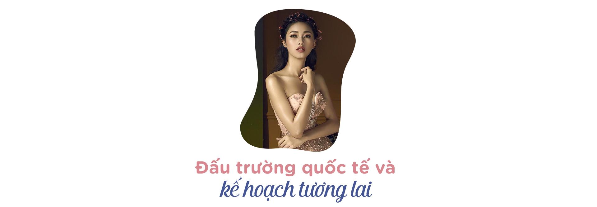 Á hậu Thanh Tú: Đừng 'thần thánh hóa' hoa hậu, người mẫu!