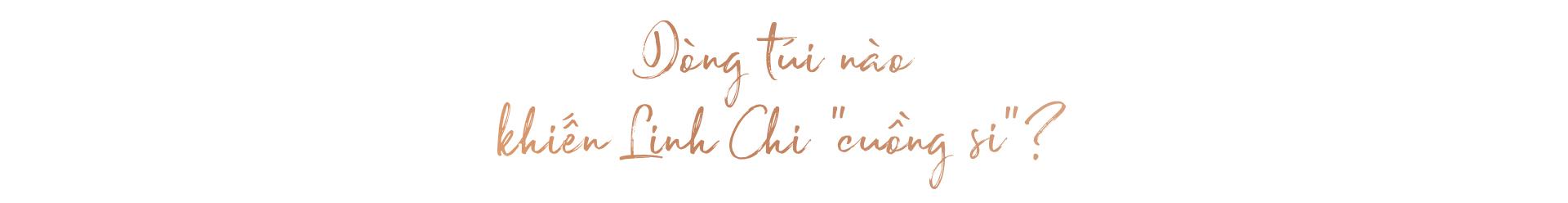 Á hậu Linh Chi - Chuyện tình bị đồn, chuyện túi bị soi
