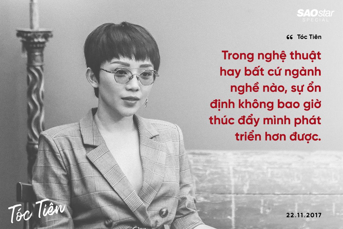 Nghe Tóc Tiên chia sẻ về MAMA, Hoàng Touliver và chuyện 'Cô Tiên nói gì cũng đúng'