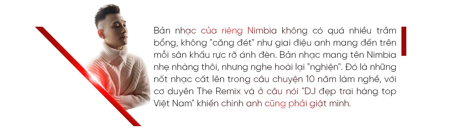 'Bản nhạc mang tên Nimbia' cất lên trong chuyện 10 năm làm nghề:Thế nào gọi là lâu?