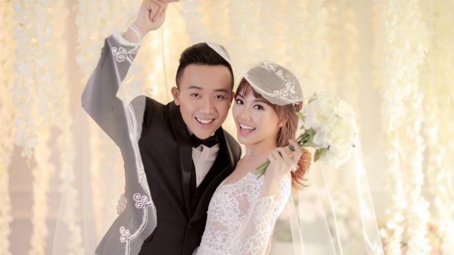 Sau khi kết hôn, Hari Won và Trấn Thành vẫn tất bật với lịch trình công việc riêng của bản thân.