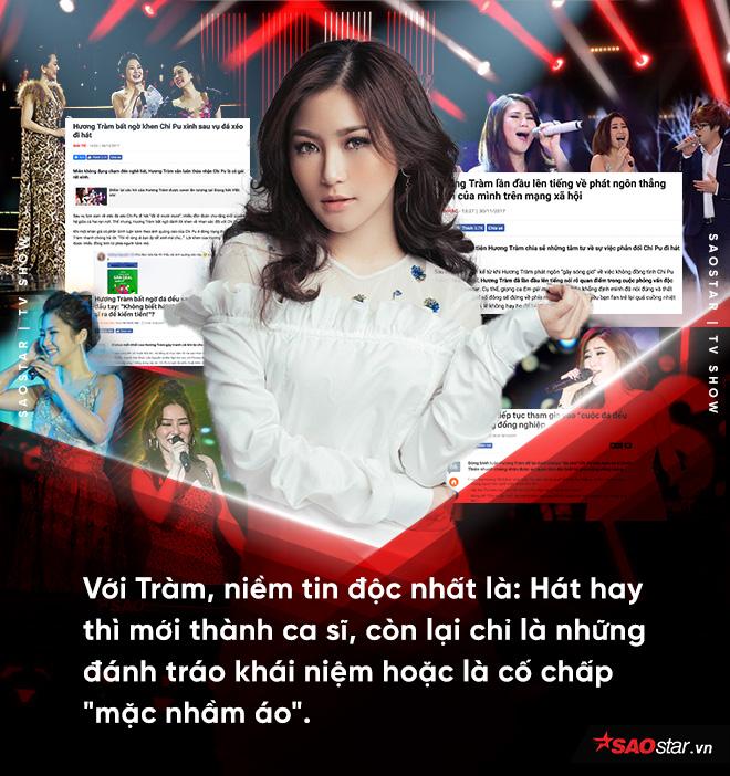Hương Tràm: Quán quân xuất hiện ngay từ vòng Giấu mặt và hành trình khó quên hậu The Voice