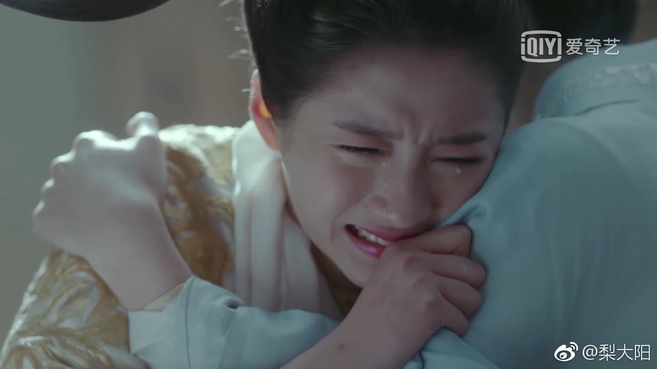 Dung Chỉ may mắn thoát chết nhờ Lưu Sở Ngọc trong phim Phượng tù hoàng