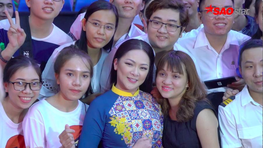 """Dù xa quê hơn 20 năm nhưng HLV Như Quỳnh vẫn được các fan dành trọn tình cảm với thần tượng. """"Nhất cử nhất động"""" của nữ ca sĩ được người hâm mộ cập nhật thường xuyên."""