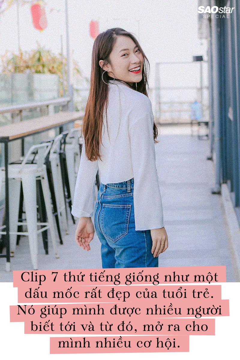 Khánh Vy sau 2 năm nổi lên từ clip 'nhại' 7 thứ tiếng và câu chuyện làm thế nào để người trẻ tận dụng tốt những cơ may