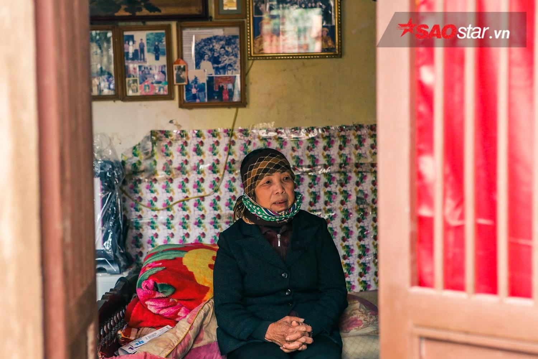 Cô Phương năm nay đã 70 tuổi nhưng vẫn hết sức xúc động mỗi khi nhắc về mẹ.