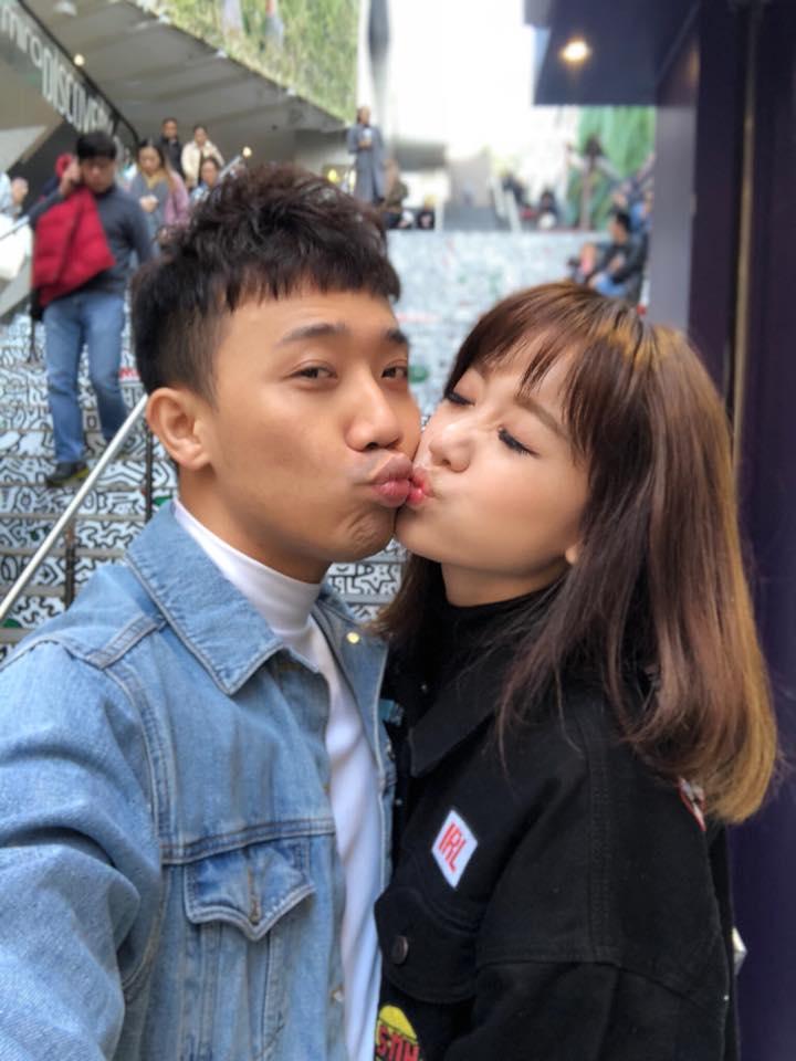 Những khoảnh khắc ngọt ngào của Trấn Thành - Hari Won luôn khiến fan thích thú.