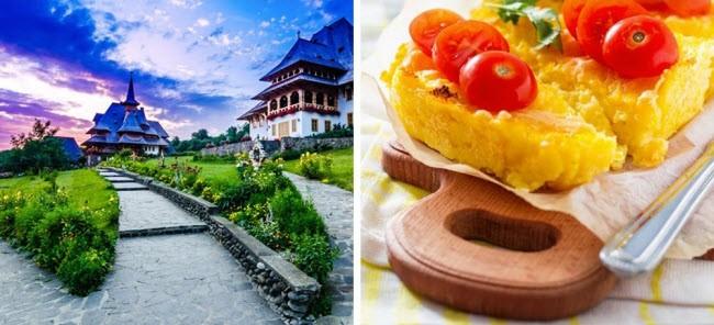 Romania có nhiều phong cảnh và kiến trúc đẹp, nhưng chi phí ở đây tương đối rẻ. Giá thuê phòng khách sạn từ 6 đến 11 euro, tùy thuộc thành phố. Trong khi đó, chi phí cho mỗi bữa ăn khoảng 9-11 euro và di chuyển bằng tàu điện ngầm ở thành phố Bucharest chỉ mất 1,1 euro/ngày.
