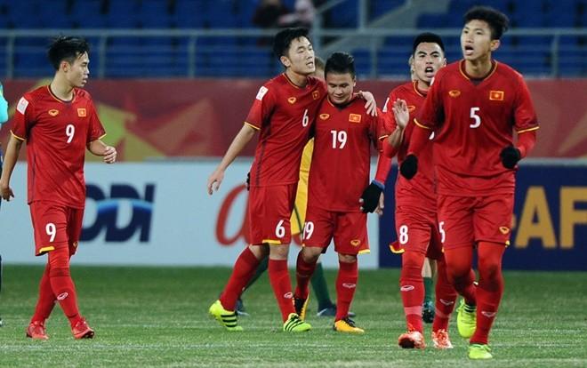 U23 Việt Nam là minh chứng cho sự thành công của bóng trẻ Việt Nam. Trước đó, U20 Việt Nam đã đi dự U20 World Cup.