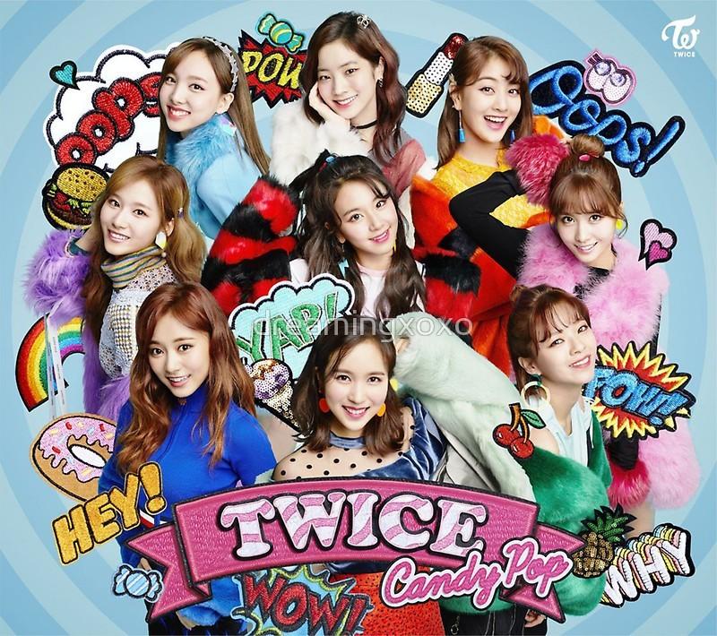 Album single tiếng Nhật thứ 2 -<em> Candy Pop</em> của TWICE vượt ngưỡng 250.000 bản bán ra sau 5 ngày ra mắt.