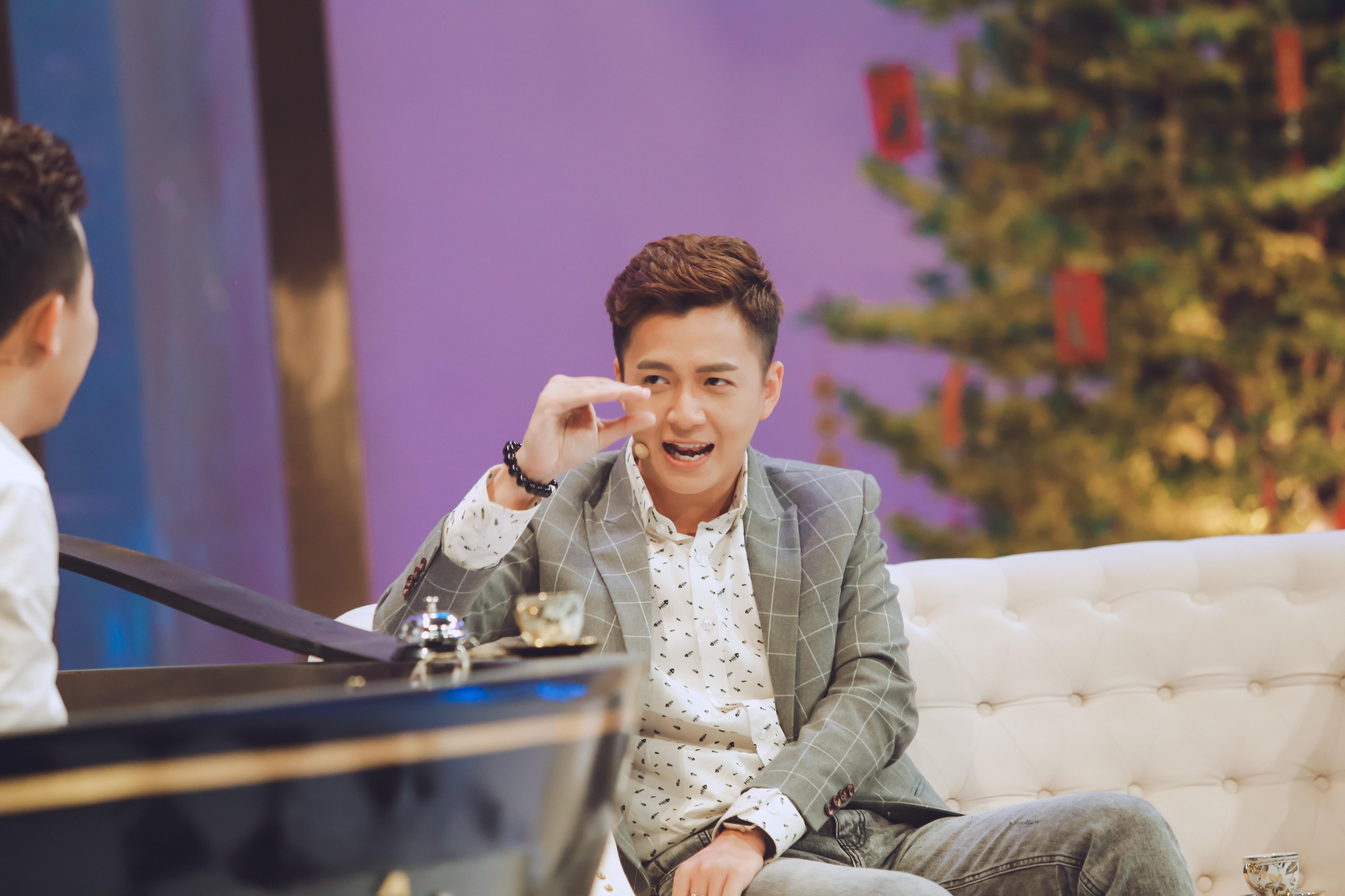 Ngô Kiến Huy: 'Mải kiếm tiền, tậu nhà, mua xe để làm gì khi không đón Tết cùng gia đình'