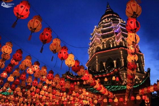 Các nước châu Á nào đón Tết Nguyên đán cùng Việt Nam?
