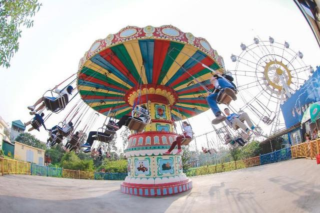 Thiên đường Bảo Sơn có nhiều hoạt động trong dịp Tết Nguyên đán. (Ảnh: baosonparadise)