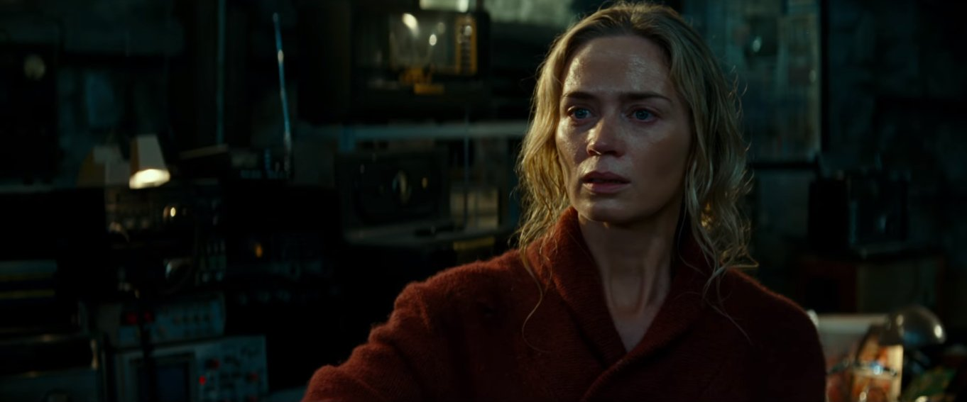 <strong>Emily Blunt.</strong>