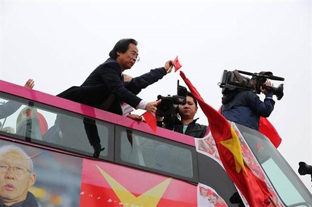 Những vụ lùm xùm sau thành công của U23 Việt Nam