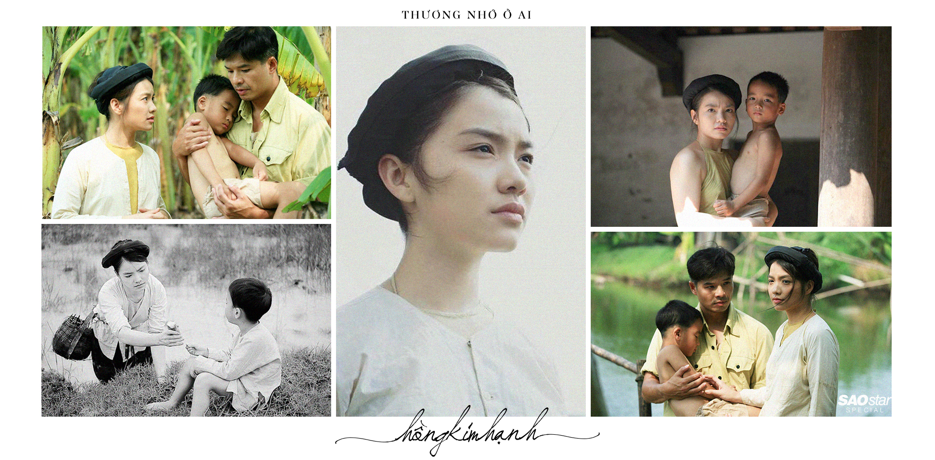 Hồng Kim Hạnh và cú shock mất cha, mất nhà nhưng không dám khóc, phải mạnh mẽ thay phần mẹ