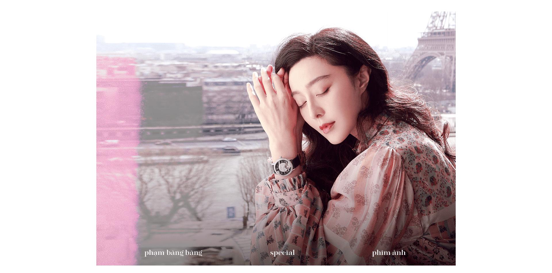 Phạm Băng Băng - Phía sau ánh hào quang của nữ hoàng giải trí Trung Quốc
