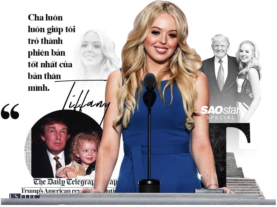 Tổng thống Mỹ Donald Trump - Người cha yêu con theo cách 'không bình thường'