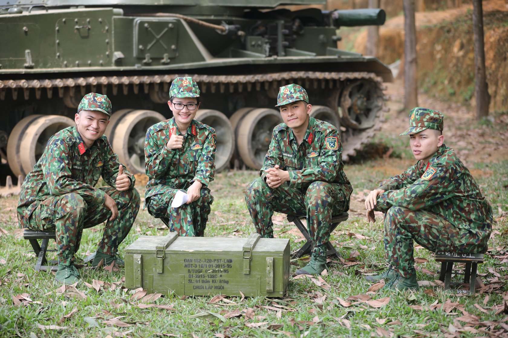 Hoàng Tôn  Gin Tuấn Kiệt  Bảo Kun quyết không gục ngã với Sao nhập ngũ mùa 5