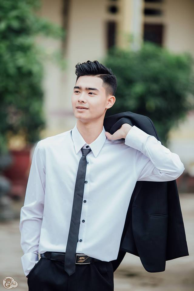 Còn đây là cậu bạn Nguyễn Quang