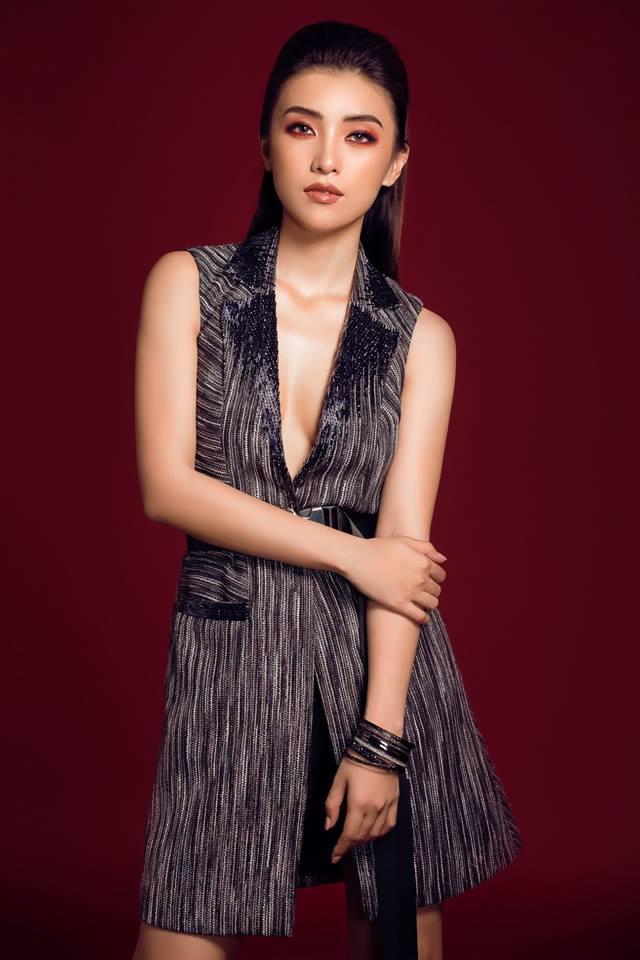 """Từng chia sẻ 2018 sẽ là một """"cuộc chiến"""" âm nhạc đúng nghĩa, với những cố gắng của mình, Tiêu Châu Như Quỳnh hứa hẹn sẽ làm nên chuyện trong thời gian tới."""